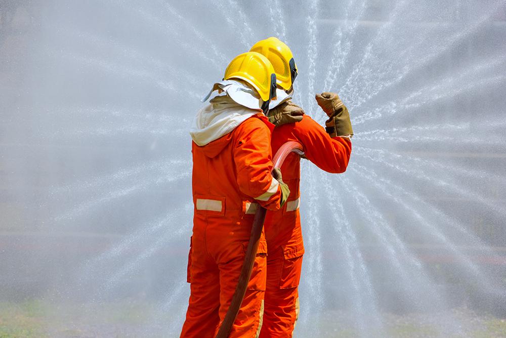 UFCD 4798 - Prevenção e Combate a Incêndios